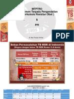 TB MDR dan PPI TB Jan 2017.pptx