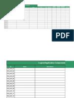 TOGAF 9 Template - Applications Portfolio Catalog