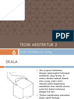 Teori Arsitektur 2 -6