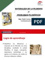 Naturaleza y Problemas de Filosofía