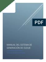 Sistema de Generación de Oleaje