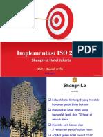 Implementasi ISO 22000_Shangri-La Hotel Jakarta.ppt