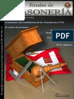 Retales Masoneria Numero 061 - Julio 2016.pdf