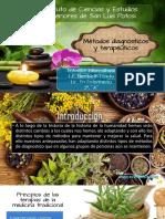 Metodos Diagnosticos y Terapeuticos
