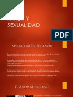 Amor y Sexualidad