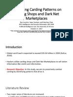 carding shops vs dnm slides