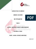 Tarea i Derecho Aduanero 1