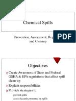 Chemical Spills 1