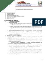 Esquema Proyecto I-A Oficial (ISEPB) 2016