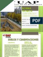 Norma Tematica E 050