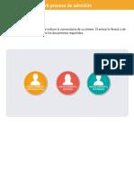 Posgrados Documentos Requeridos Uni Tadeo