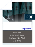 Lecture 5 Prospect Theory (5)