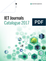 IET Journals 2017 Web