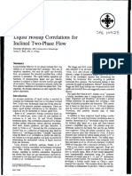 (SPE 10923) Liquid Holdup  Correlations for Inclined Two-phase Flow.pdf