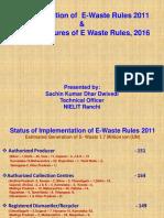 E-Waste Rules