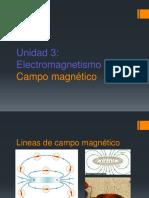 Unidad 3 Campo Magnetico