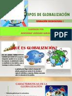 Tipos de Globalización