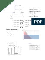 Formulario Matemáticas 5to Semestre