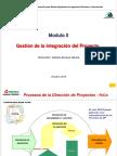 Módulo II Gestión de La Integración