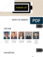 power up powerpoint presentation for team 1
