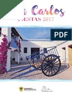 San Carlos Fiestas Revista 2017
