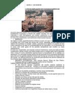 Elementos Clásicos Empleados en Fachadas Barrocas
