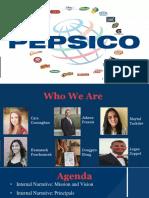 company narrative pepsico