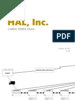 Hal, Inc. 2017oct14