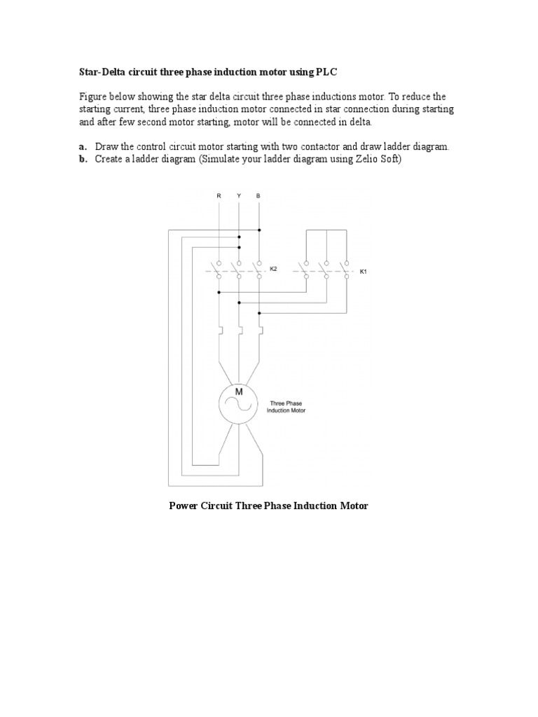 Funky Star Connection In Motor Frieze - Wiring Diagram Ideas ...