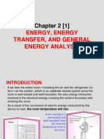 Chapter_2 Energy, Energy Transfer, And General Energy Analysis