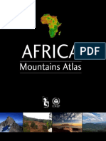 Africa Mountains Atlas