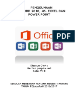 KLIPING Ms Word Excel Power Point