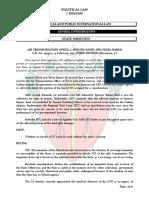 J. Bersamin_Political Law