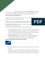 Twin Balance sheet Problem