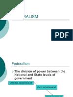 American Government Civics Unit5 Federalism