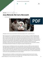 Jesus Malverde_ Not Just a Narcosaint _ HuffPost