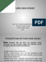 Return Dan Risiko-2