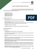 Fichas de Analisis Urbano Comercial