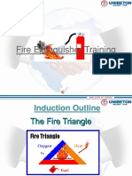 Fire Fighting Training