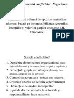 Scheme M Conflictelor Si Negocierea