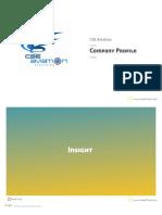 Creative Sheets | CSE Aviation Company Profile Video 2017