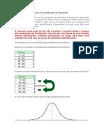 MACETE distribuição simétrica