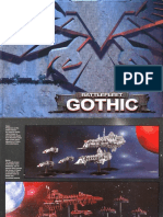 Battlefleet Gothic - Rulebook