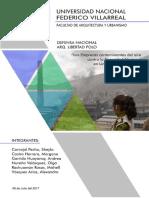 Las empresas contaminantes del aire contra la seguridad nacional de Lima y Callao al 2035