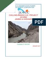1 Salient Features of Chilling-Bazgo HEP