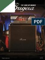 2010 Bugera Catalog