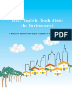 Teaching about environment
