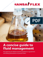 HANSA-FLEX a Concise Guide to Fluid Management 2017