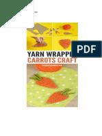 12. Menjahit wortel