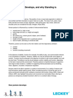 Clinical Standing Document